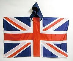 フラッグポンチョ イギリス