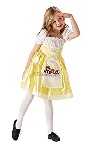 Rubie's Goldilocks Fancy Dress For Toddlers