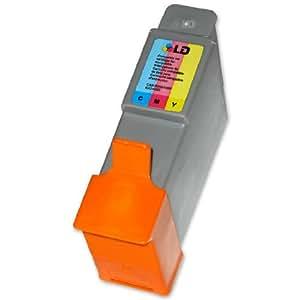 LD © Canon BCI21Clr Color Compatible Inkjet Cartridge