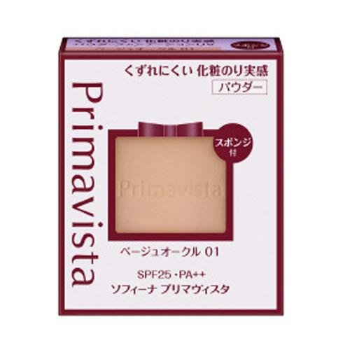 プリマヴィスタ くずれにくい化粧のり実感パウダーFD BO1
