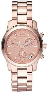 Michael Kors - Reloj de pulsera mujer, acero inoxidable