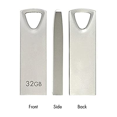 Metal USB Flash Drive 32GB 2.0 (XYL2601/32SJ)