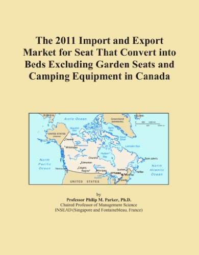 The 2011 Import and Export Market for Seat That Convert into Beds Excluding Garden Seats and Camping Equipment in Canada