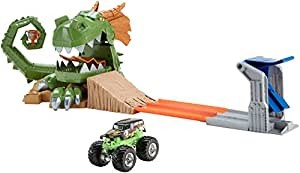 Hot Wheels Hot Wheels Monster Jam Dragon Arena Attack Playset