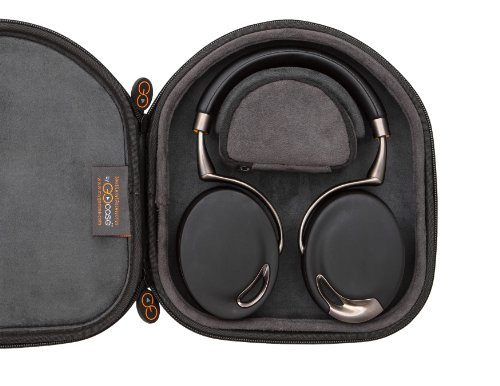 GOcase F2 case Headphone Case for Parrot Zik and Beoplay H6, Black