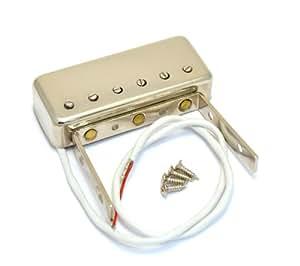 gretsch single coil floating jazz guitar neck pickup electric guitar electronics. Black Bedroom Furniture Sets. Home Design Ideas