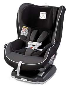 Peg Perego Convertible Premium Infant to Toddler Car Seat, Black