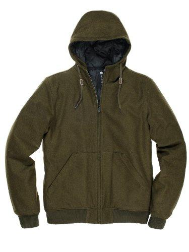 Billabong, Giacca invernale Uomo, Verde (surplus heather), XL