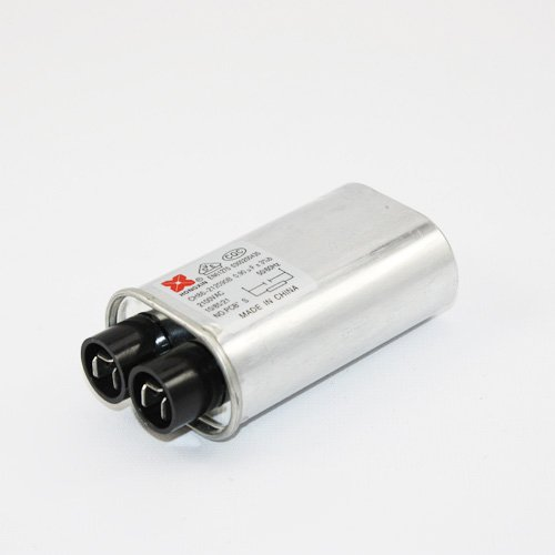 13Qbp21090 Microwave Capacitor 2100V/0.91 Repair Part For Amana, Electrolux, Ge, Kenmore, Maytag And Whirlpool