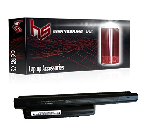 Click to buy HS Engineering Battery Sony VAIO SVE1511NFXS - 6 Cell, 4400mAh - From only $78.89