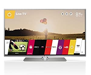 LG 42LB650V 42-inch Widescreen 1080p Full HD Wi-Fi Smart 3D TV with Freeview HD (discontinued by manufacturer)