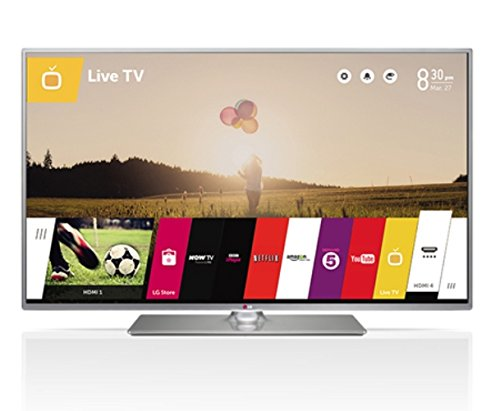 LG 32LB650V 32-inch Widescreen 1080p Full HD Wi-Fi Smart 3D TV with Freeview HD