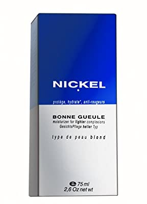 Best Cheap Deal for Nickel Moisturizer for Light Complexions, 2.5-Ounce Box by Nickel - Free 2 Day Shipping Available