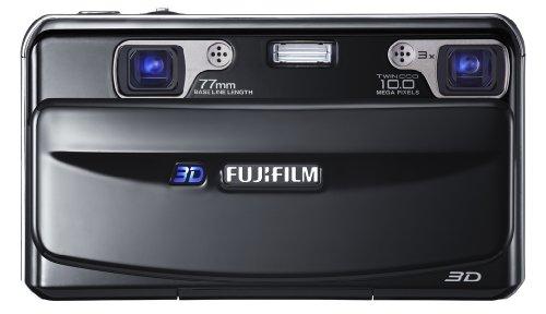 Fuji FinePix W1 Dual 10MP Real 3D Digital Camera