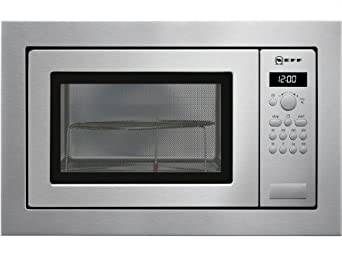 Neff Amerikanischer Kühlschrank Edelstahl : Neff hg 5620 n einbau mikrowelle grill edelstahl microwellenherd