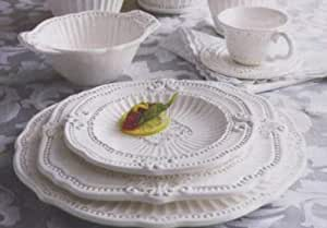 American Atelier Baroque 20 Piece Dinnerware Set