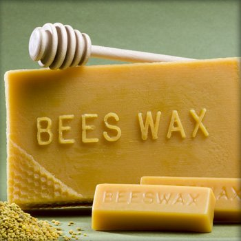 Best Cheap Deal for Hansi Organics 5 Cute 1oz Bars of Natural Beeswax 5oz pure beeswax hand poured in USA by Larkin Hansi crafts-persons from Hansi Organics - Free 2 Day Shipping Available