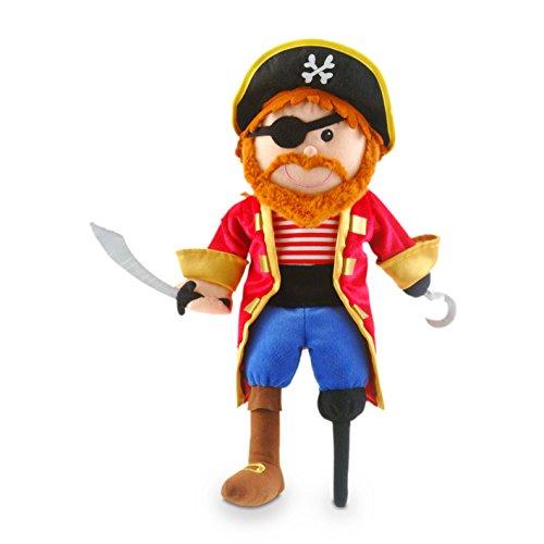 Tellatale - Marioneta de mano de pirata
