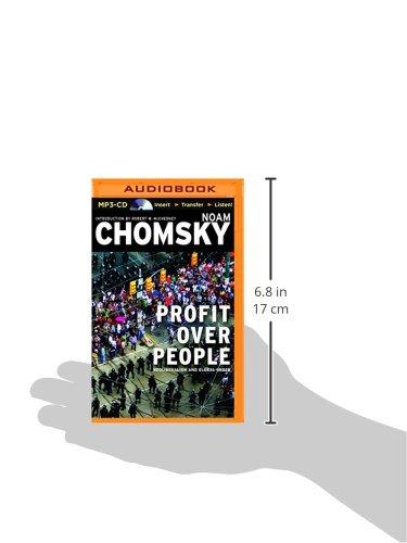 Profit Over People: Neoliberalism & Global Order