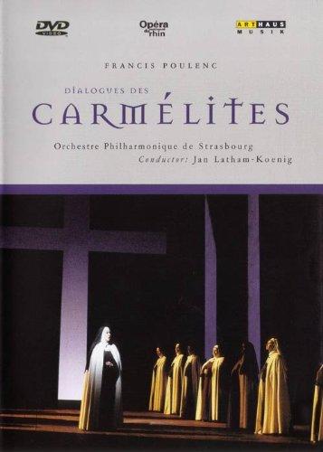 プーランク 歌劇「カルメル会修道女の対話」 (Francis Poulenc: Dialogues des Carmelites) [DVD]