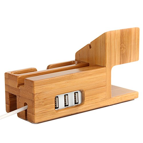amir-watch-stand-bamboo-wood-usb-charging-station-desk-stand-charger-3-usb-ports-for-iphone-7-6s-6-5
