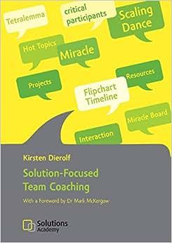Solution-Focused Team Coaching (German Edition)