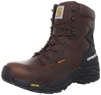 Carhartt Men's CMH6110 6 Work Boot,Brown Pebble,14 M US