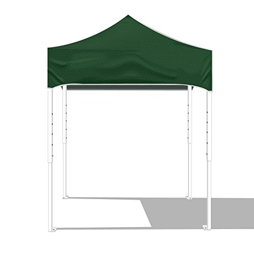 Kd Kanopy Ps64G Party Shade Steel Frame Indoor/Outdoor Portable Canopy, 8 By 8-Feet, Green