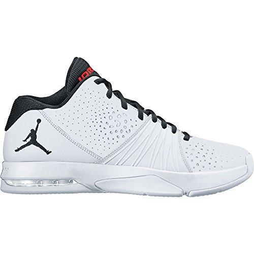 Nike JORDAN 5 AM - Scarpe da ginnastica Uomo, Bianco, 43