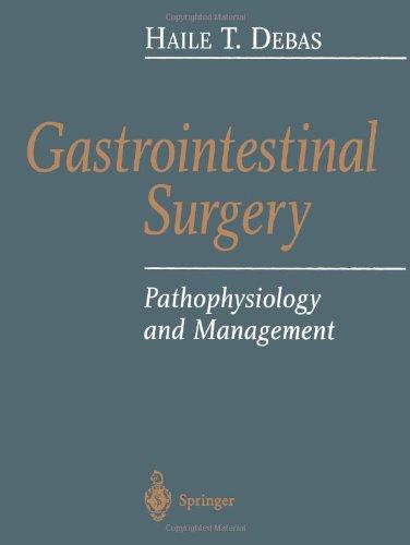 Gastrointestinal Surgery: Pathophysiology and Management