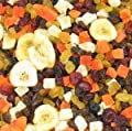 All Fruit Trail Mix - 5 lb. Zip Lock Pouch Bag by Western Mixers