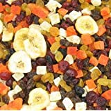 All Fruit Trail Mix - 5 lb. Zip Lock Pouch Bag by Treasured Harvevst