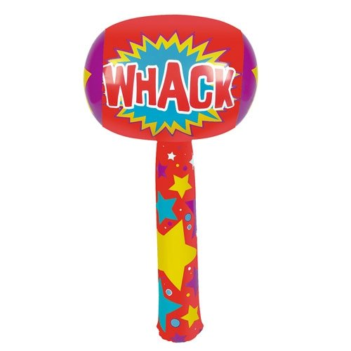 Inflatable Whack Mallet - 16 inch