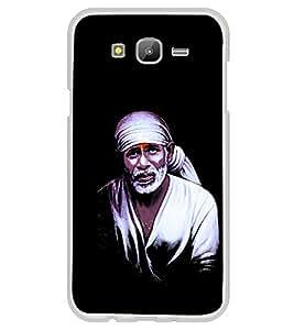 Sai Baba 2D Hard Polycarbonate Designer Back Case Cover for Samsung Galaxy J7 J700F (2015 OLD MODEL) :: Samsung Galaxy J7 Duos :: Samsung Galaxy J7 J700M J700H