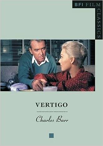 Vertigo (BFI Film Classics) written by Charles Barr