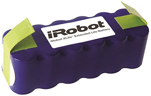 Authentic iRobot Parts - XLife Extended Life Battery - Compatible with Roomba 500/600/700/800 Series Robots (Batteries For Roomba compare prices)