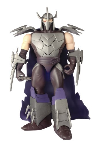 Teenage Mutant Ninja Turtles PowerSound FX Action Figure - Shredder
