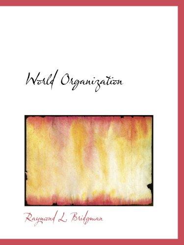 Weltorganisation für