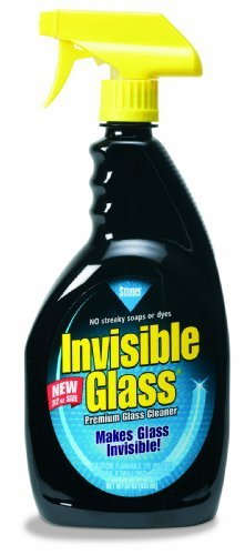 Invisible Glass Premium Glass Cleaner - 32 oz 6 Bottle Pack, 92196-6PK Size: 32 Ounce (Pack of 6), Model: 92196-6PK, Outdoor&Repair Store (Invisible Glass Cleaner 6 Pack compare prices)
