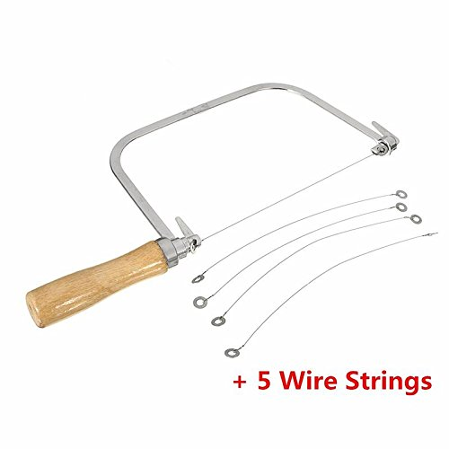 stainless-steel-wire-cake-cutter-soap-loaf-wooden-for-soap-candle-making-slicer-leveler-baking-tools