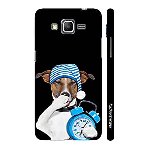 Enthopia Designer Hardshell Case SLEEPING TIME Back Cover for Samsung Galaxy J5