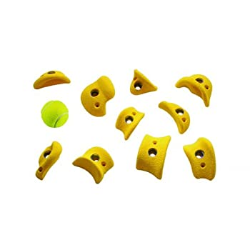 prises d'escalade Set Chain Reaction (PU), Farbe:egal