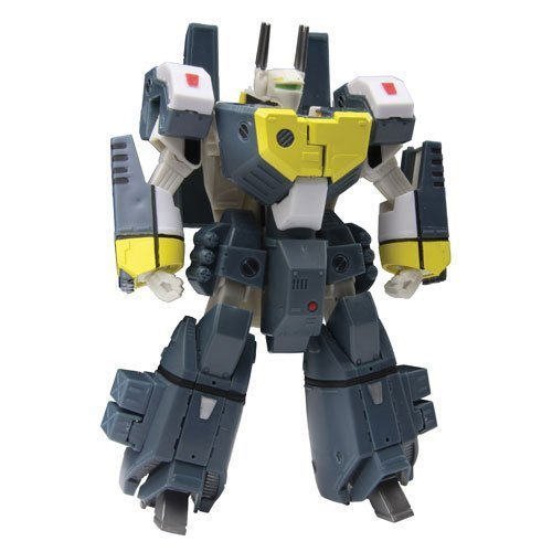 Robotech 30th Anniversary Roy Fokkers GBP-1S Heavy Armor Veritech Transformable Action Figure by Robotech