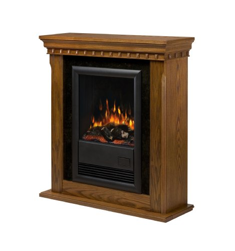 Review Dimplex Cfp3913o Compact Electric Fireplace With Oak Finish This Hot Review