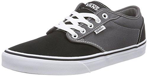 Vans Atwood - Sneakers da uomo, multicolore (2 tone/pewter/black), 43
