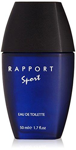 Eden Classics, Rapport Sport, Eau de Toilette Spray Uomo, 50 ml