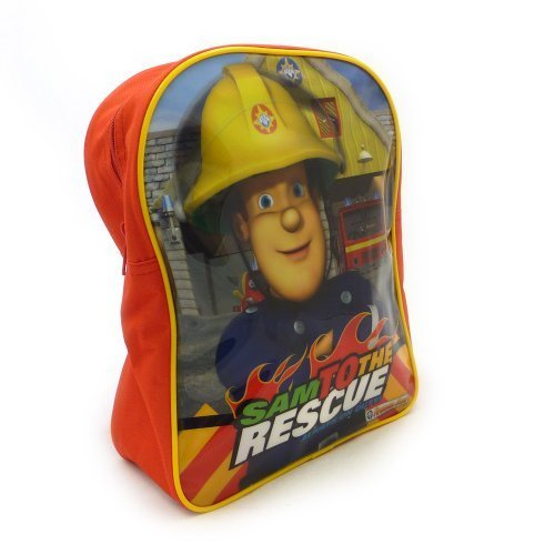 Trade Mark Collections Fireman Sam - mochila escolar