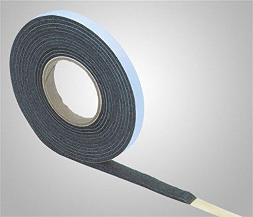 IVT Kombi-/Fugendichtband BG2, schwarz, 15x4-6mm x5,5m