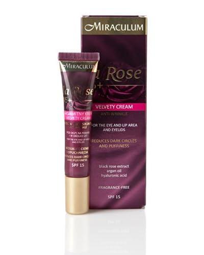 Miraculum Crema Contorno Ojos y Labios Anti-Aging La Rose 45+ 15 ml