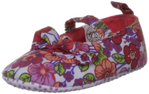 Pumpkin Patch Kids Floral Print Shoe